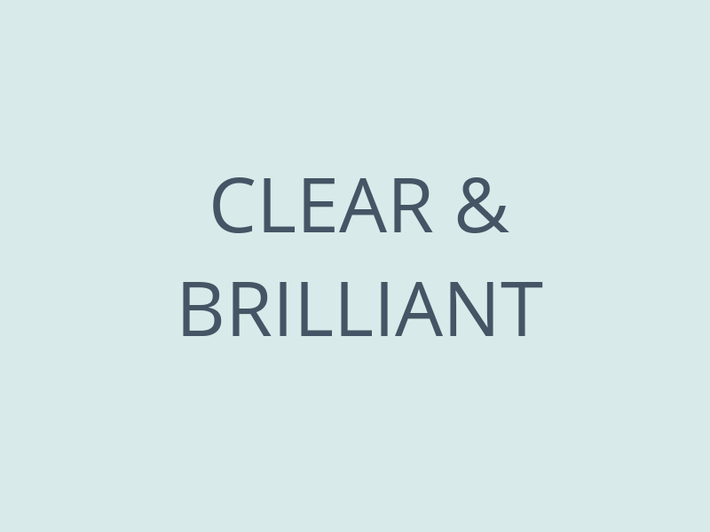 Clear & Brilliant - Anne Therese - Gahanna and Lewis Center, Ohio